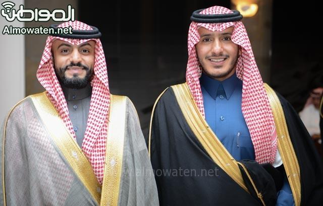 تغطية صحيفة المواطن زواج الأمير ماجد بن فهد (92075391) 
