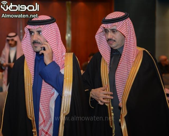 تغطية صحيفة المواطن زواج الأمير ماجد بن فهد (92075392) 