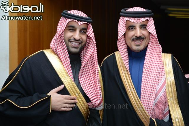 تغطية صحيفة المواطن زواج الأمير ماجد بن فهد (92075395) 
