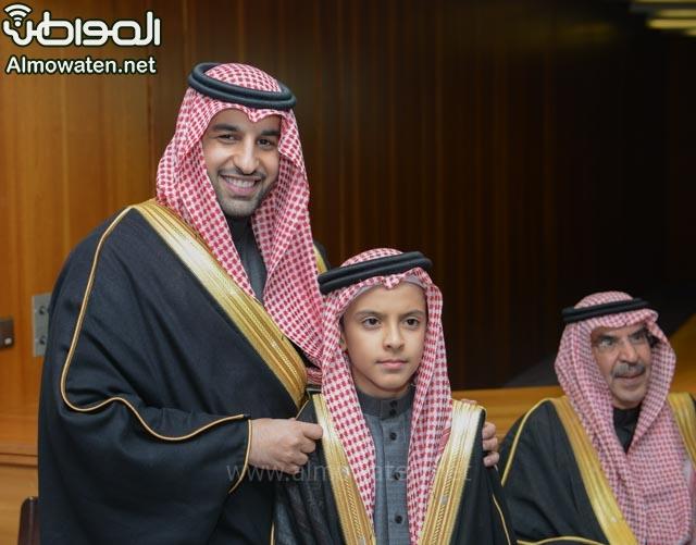 تغطية صحيفة المواطن زواج الأمير ماجد بن فهد (92075396) 
