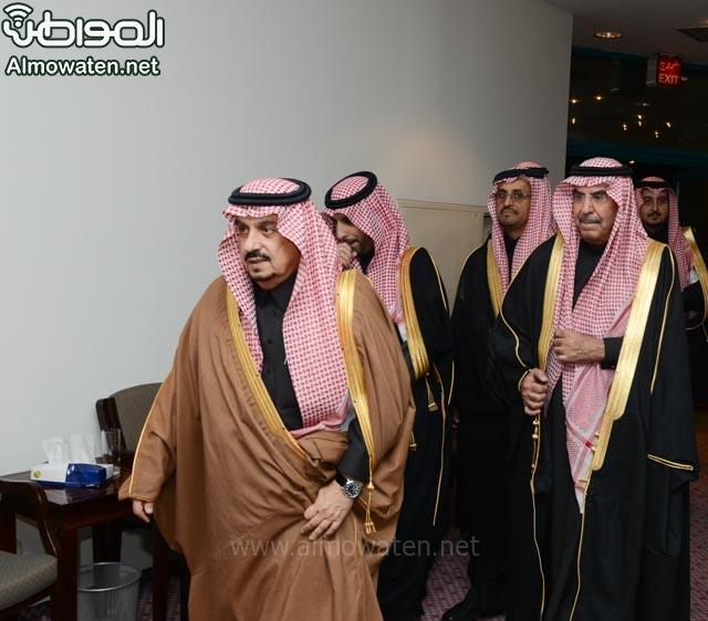 تغطية صحيفة المواطن زواج الأمير ماجد بن فهد (92075399) 