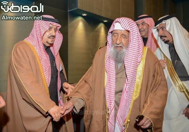 تغطية صحيفة المواطن زواج الأمير ماجد بن فهد (92075404) 