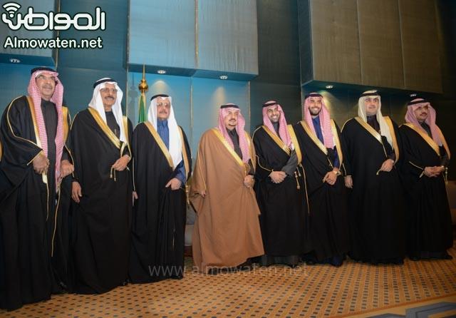 تغطية صحيفة المواطن زواج الأمير ماجد بن فهد (92075405) 