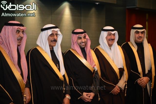 تغطية صحيفة المواطن زواج الأمير ماجد بن فهد (92075408) 