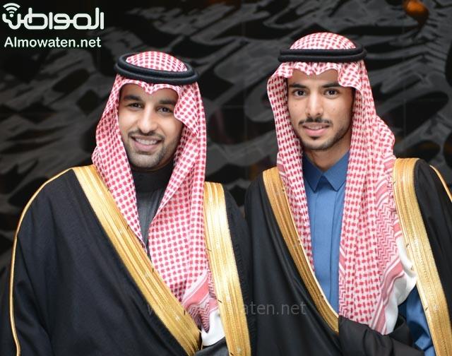 تغطية صحيفة المواطن زواج الأمير ماجد بن فهد (92075412) 