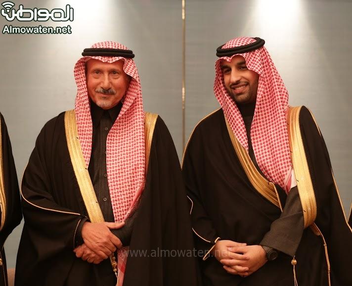 تغطية صحيفة المواطن زواج الأمير ماجد بن فهد (92075421) 