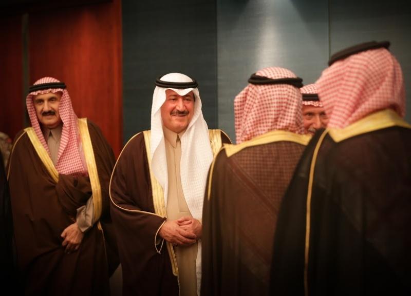 تغطية صحيفة المواطن زواج الأمير ماجد بن فهد (92075425) 