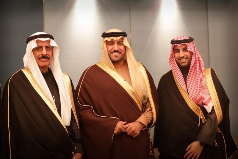 تغطية صحيفة المواطن زواج الأمير ماجد بن فهد (92075426) 
