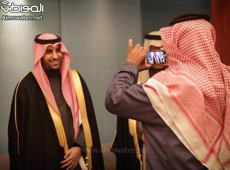 تغطية صحيفة المواطن زواج الأمير ماجد بن فهد (92075427) 