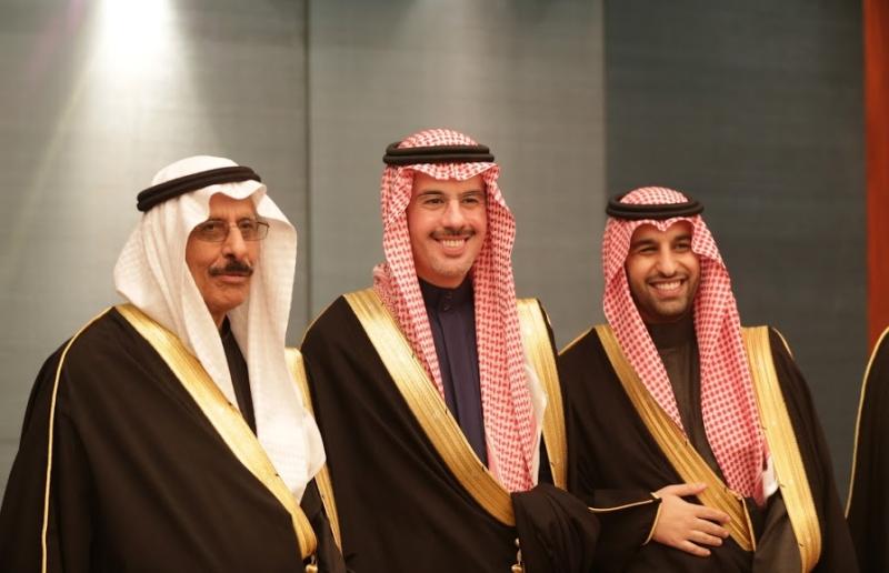 تغطية صحيفة المواطن زواج الأمير ماجد بن فهد (92075430) 