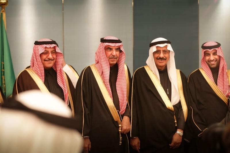 تغطية صحيفة المواطن زواج الأمير ماجد بن فهد (92075435) 