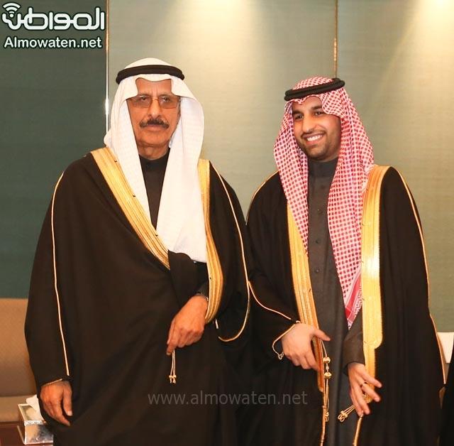 تغطية صحيفة المواطن زواج الأمير ماجد بن فهد (92075436) 