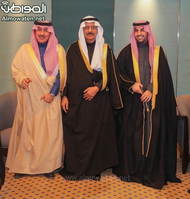تغطية صحيفة المواطن زواج الأمير ماجد بن فهد (92075437) 