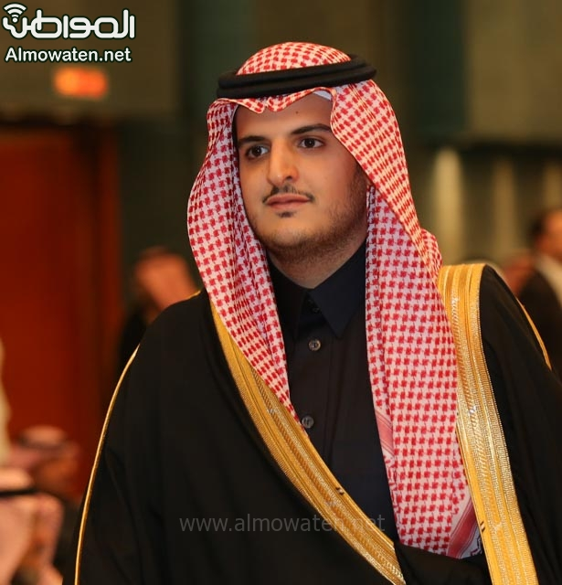 تغطية صحيفة المواطن زواج الأمير ماجد بن فهد (92075441) 