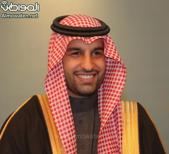 تغطية صحيفة المواطن زواج الأمير ماجد بن فهد (92075443) 