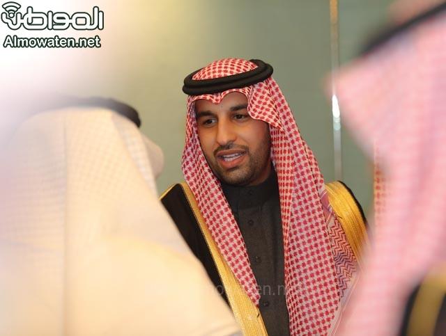 تغطية صحيفة المواطن زواج الأمير ماجد بن فهد (92075444) 