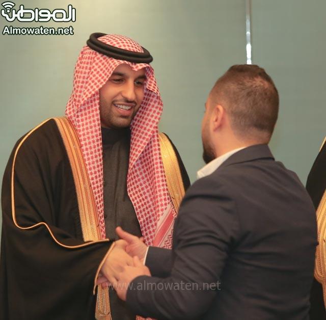 تغطية صحيفة المواطن زواج الأمير ماجد بن فهد (92075453) 