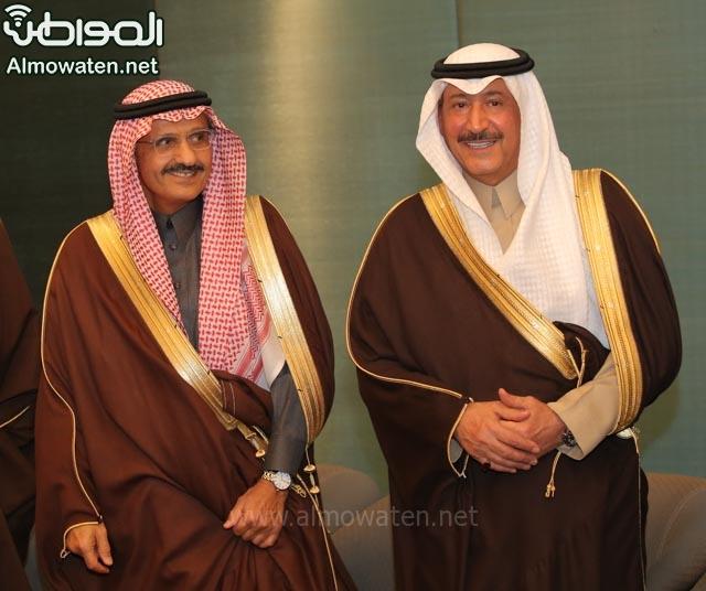 تغطية صحيفة المواطن زواج الأمير ماجد بن فهد (92075456) 
