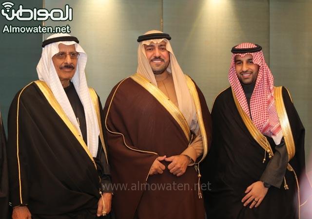 تغطية صحيفة المواطن زواج الأمير ماجد بن فهد (92075459) 