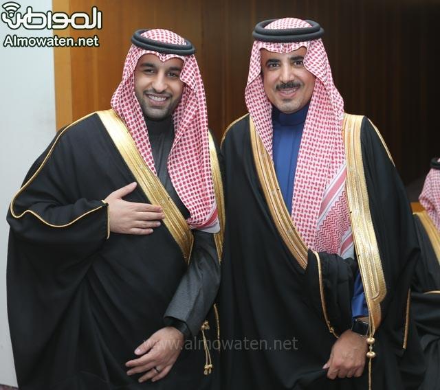 تغطية صحيفة المواطن زواج الأمير ماجد بن فهد (92075463) 