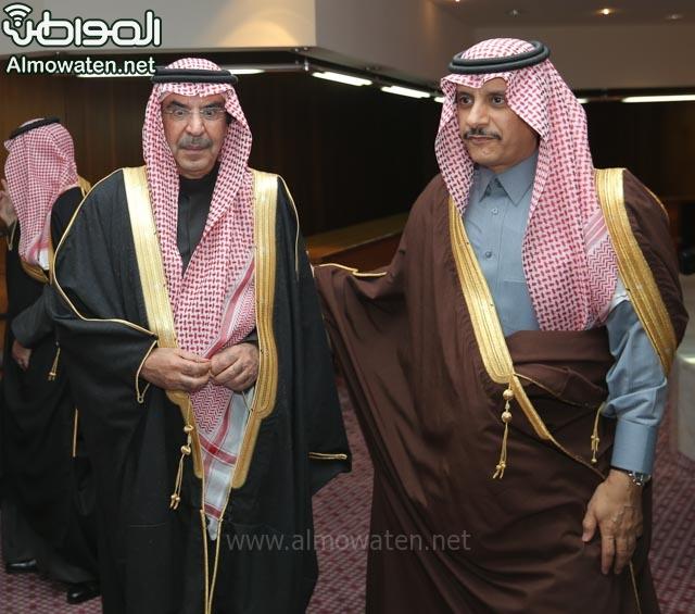 تغطية صحيفة المواطن زواج الأمير ماجد بن فهد (92075465) 