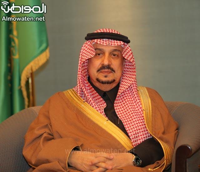 تغطية صحيفة المواطن زواج الأمير ماجد بن فهد (92075470) 