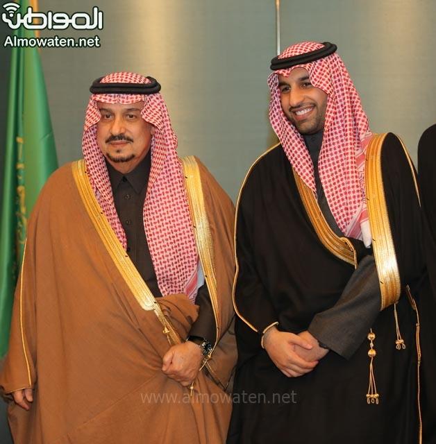 تغطية صحيفة المواطن زواج الأمير ماجد بن فهد (92075472) 