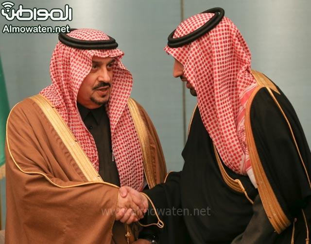 تغطية صحيفة المواطن زواج الأمير ماجد بن فهد (92075474) 