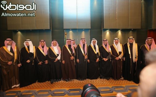تغطية صحيفة المواطن زواج الأمير ماجد بن فهد (92075475) 