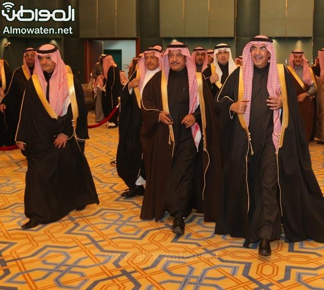 تغطية صحيفة المواطن زواج الأمير ماجد بن فهد (92075476) 