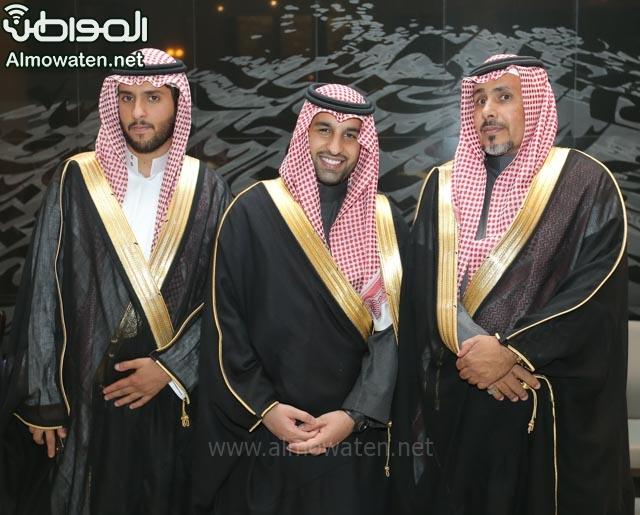 تغطية صحيفة المواطن زواج الأمير ماجد بن فهد (92075477) 
