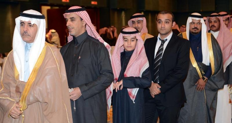تغطية صحيفة المواطن زواج الأمير ماجد بن مساعد (91385901) 