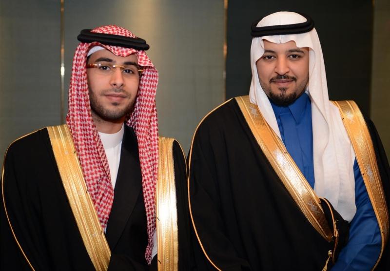 تغطية صحيفة المواطن زواج الأمير ماجد بن مساعد (91385906) 