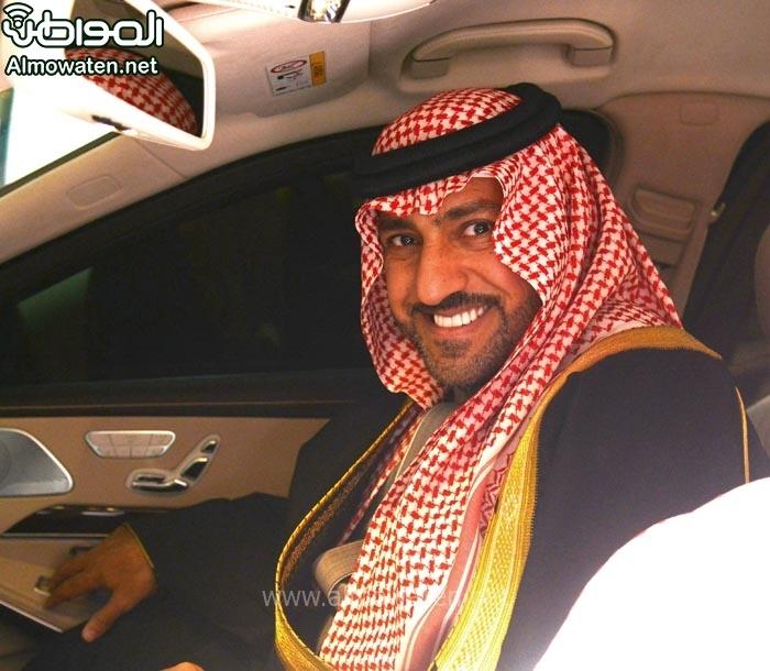 تغطية صحيفة المواطن زواج الأمير ماجد بن مساعد (91385909) 