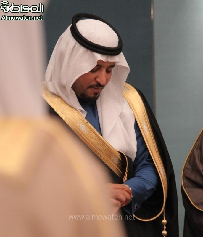 تغطية صحيفة المواطن زواج الأمير ماجد بن مساعد (91385917) 