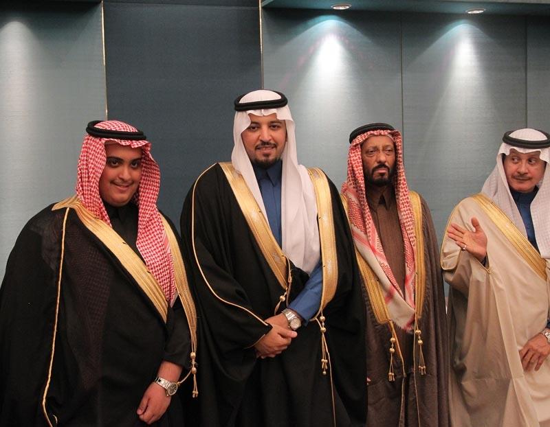تغطية صحيفة المواطن زواج الأمير ماجد بن مساعد (91385918) 
