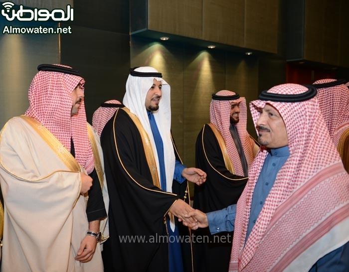 تغطية صحيفة المواطن زواج الأمير ماجد بن مساعد (91385919) 