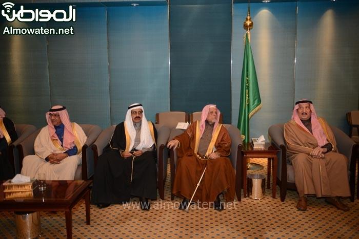 تغطية صحيفة المواطن زواج الأمير ماجد بن مساعد (91385922) 