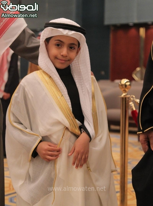 تغطية صحيفة المواطن زواج الأمير ماجد بن مساعد (91385923) 