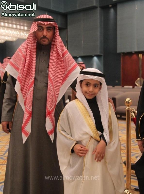 تغطية صحيفة المواطن زواج الأمير ماجد بن مساعد (91385926) 