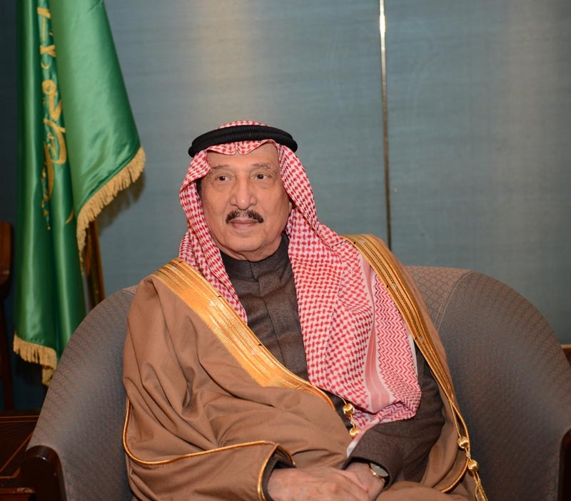 تغطية صحيفة المواطن زواج الأمير ماجد بن مساعد (91385932) 