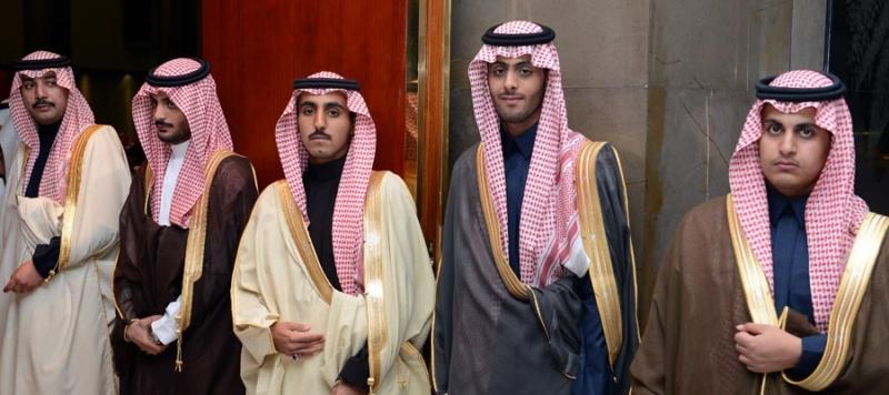 تغطية صحيفة المواطن زواج الأمير ماجد بن مساعد (91385935) 