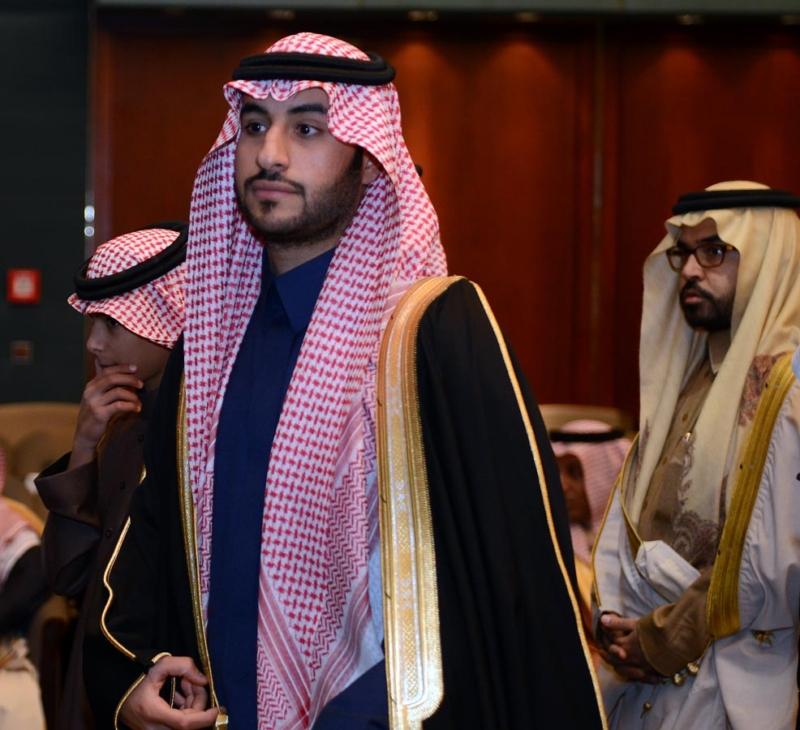 تغطية صحيفة المواطن زواج الأمير ماجد بن مساعد (91385939) 