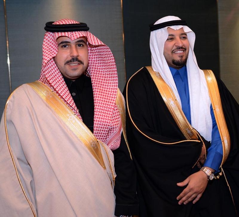 تغطية صحيفة المواطن زواج الأمير ماجد بن مساعد (91385940) 