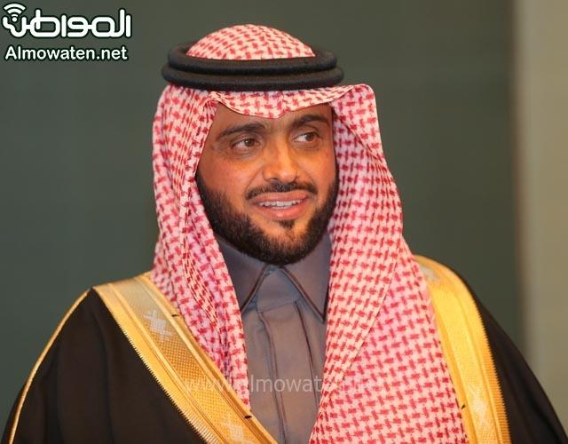 تغطية صحيفة المواطن زواج الأمير مساعد بن نواف (91834037) 