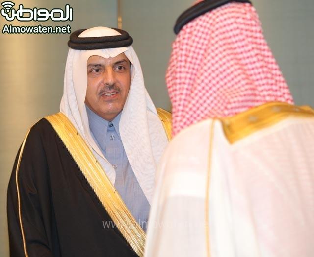 تغطية صحيفة المواطن زواج الأمير مساعد بن نواف (91834039) 