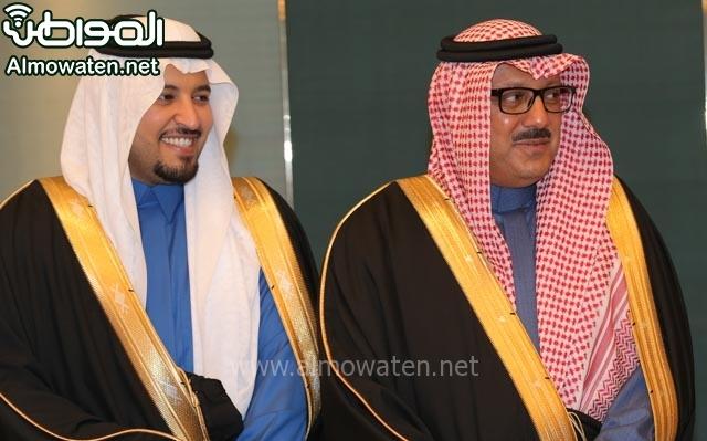 تغطية صحيفة المواطن زواج الأمير مساعد بن نواف (91834040) 