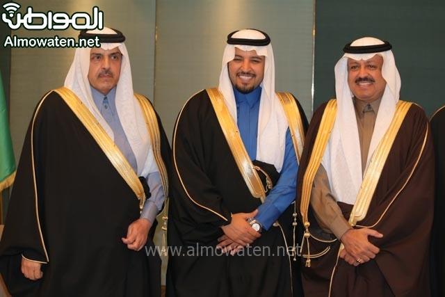 تغطية صحيفة المواطن زواج الأمير مساعد بن نواف (91834041) 
