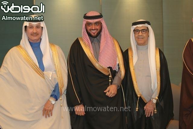 تغطية صحيفة المواطن زواج الأمير مساعد بن نواف (91834050) 