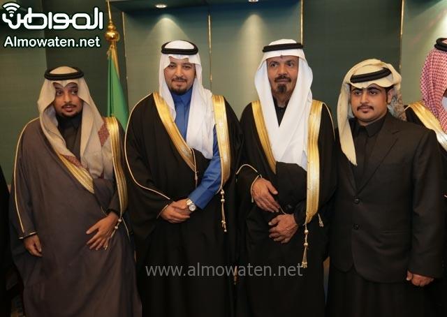 تغطية صحيفة المواطن زواج الأمير مساعد بن نواف (91834055) 